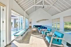 Villa Putih - Living Area