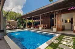 Villa Kawi - Poolside