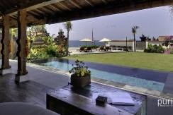 Villa Maya - Beach view