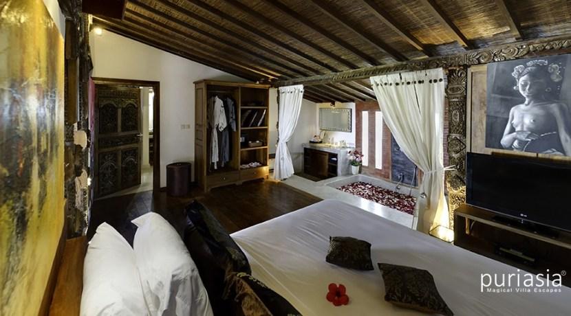 Villa Maya - Bedroom