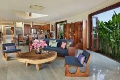 Casa Bonita Villa - Living Area