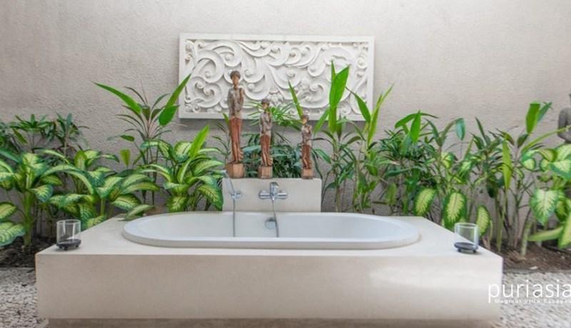 Villa Sam Seminyak - Bathtub