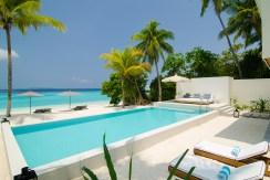 Amilla 4 Bedroom Villa Residences - View from Villa