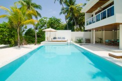 Amilla Residence - Poolside