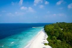 Amilla Residence - Pristine beach