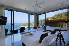 Villa Saan - Featured Master Bedroom