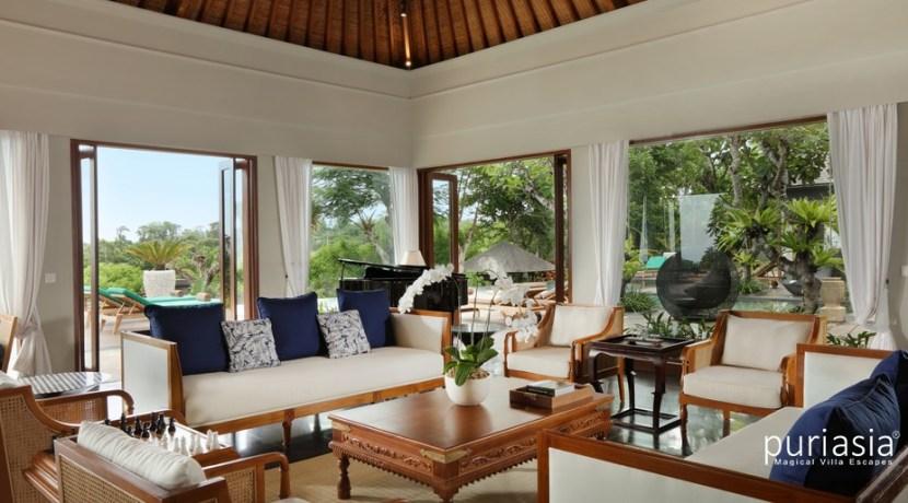 Shanti Residence - Living Area