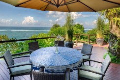 Villa Bidadari Cliffside Estate - Alfreshco Dining