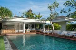 New canggu villa