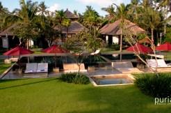 Villa Ombak Luwung - Pool and Villa