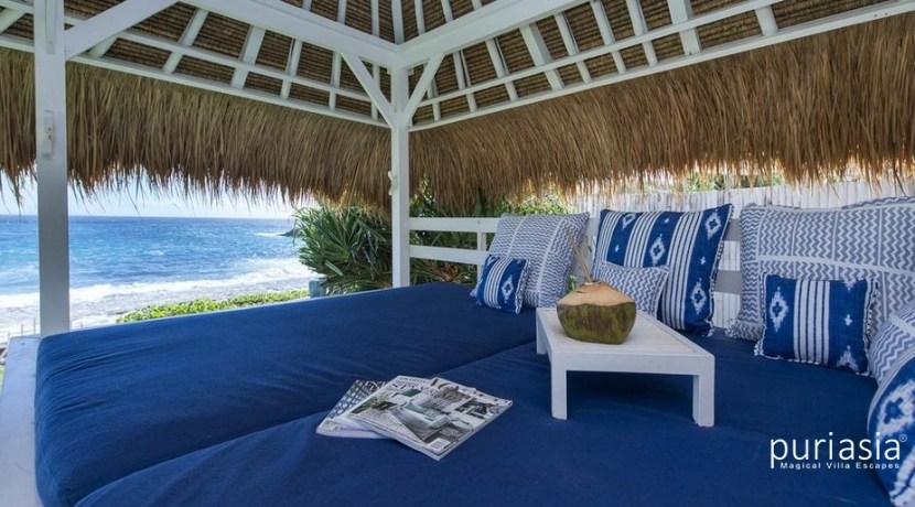 The Beach Shack Villa - Poolside Bale