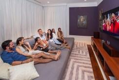 Villa Naam Sawan - Entertainment Room