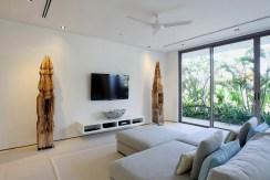 Villa Aqua - Tv room