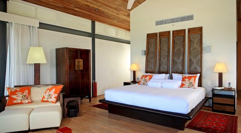 Villa Malee Sai - Luxurious bedroom