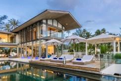 Villa Roxo - Luxurious villa facade