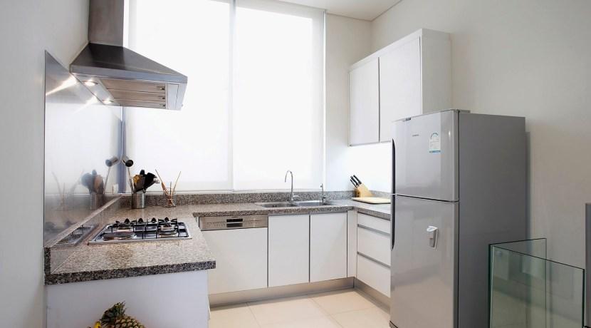 Villa Roxo - Kitchen area