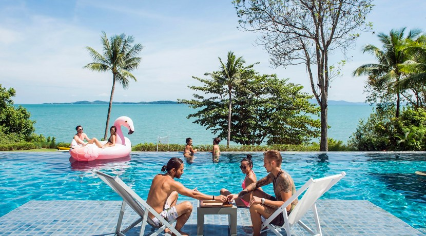 Villa Naam Sawan - Enjoy yourself in paradise