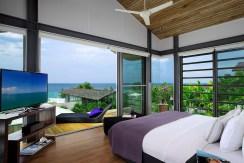 Villa Roxo - Bedroom outlook