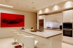 Villa Cielo - Kitchen area