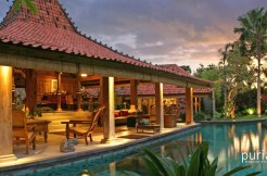 Des Indes Villa One - Poolside Nighttime Ambience