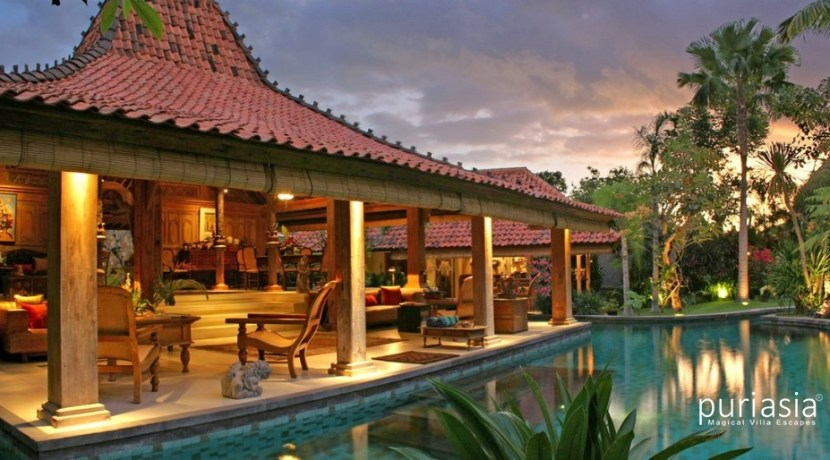 Des Indes Villa Bali - Luxury Private Villa in Seminyak