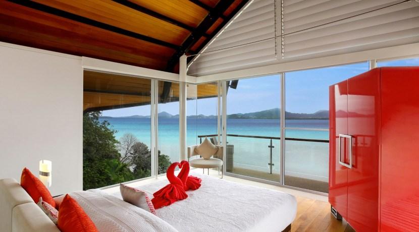 Villa Sapna - Bedroom Outlook