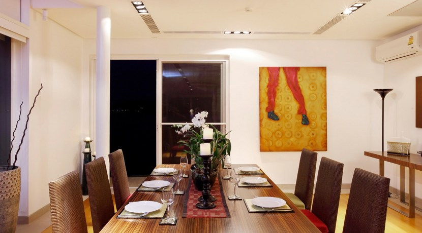 Villa Sapna - Dining area
