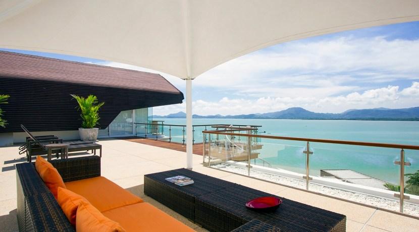 Villa Sapna - Stunning backdrop