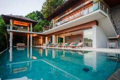 Villa Baan Banyan - Pool and Living Pavilion