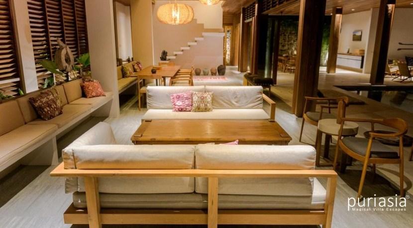 Villa Sorgas - Living Area
