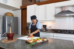 Villa Jia - In-villa chef