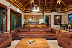 Villa Joss - Living Area