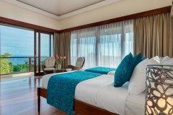 10.-Pandawa-Cliff-Estate---Villa-Rose---Upstairs-twin-bedroom