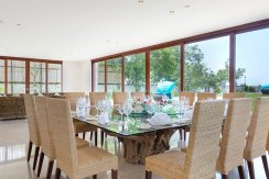6.-Pandawa-Cliff-Estate---Villa-Rose---Dining-area-with-view
