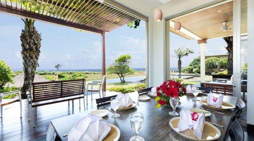 Sanur Residence - DIning Terrace
