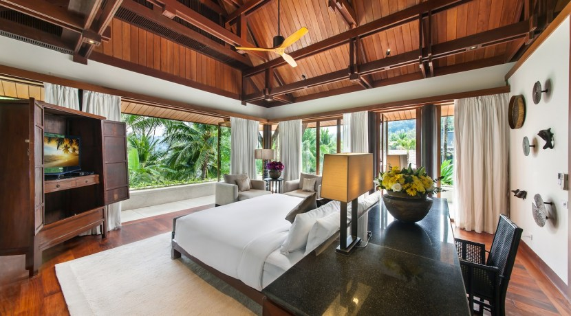 Villa Analaya - Bedroom Outlook