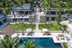 Villa Analaya - Aerial View