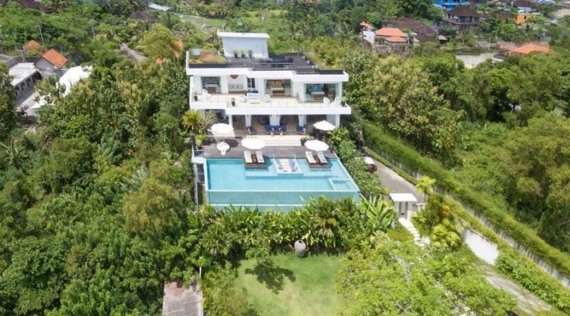 Villa KaliBali - Aerial Photo