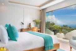 Villa KaliBali - Master Bedroom
