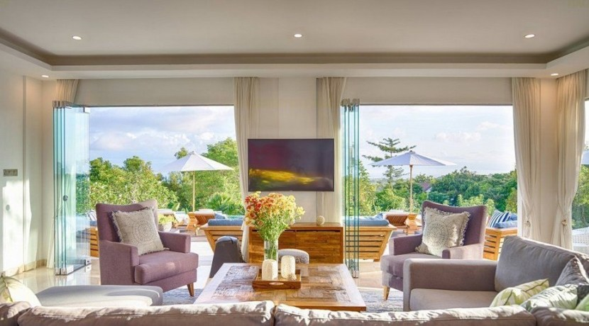 Villa KaliBali - Living Room Area