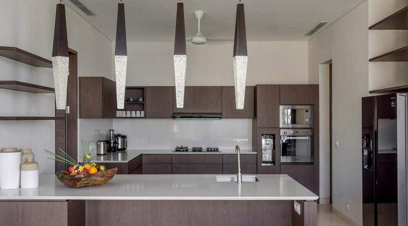 Villa Grand Cliff Nusa Dua - Master Kitchen