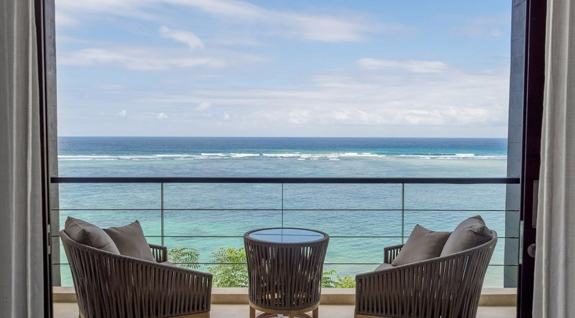 Villa Grand Cliff Nusa Dua -View from terrace