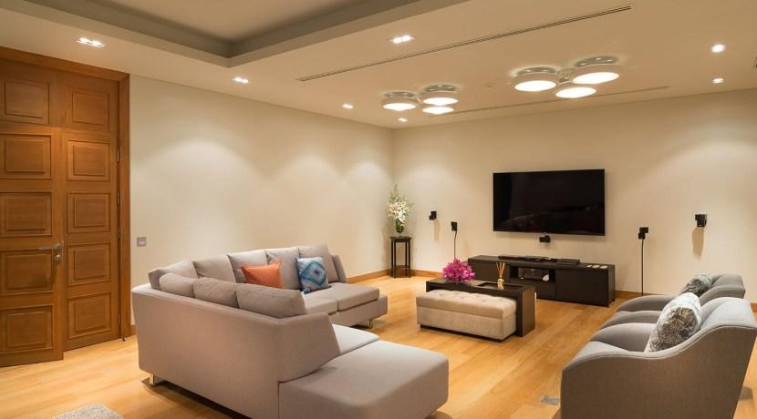 Villa Haleana - Media Room