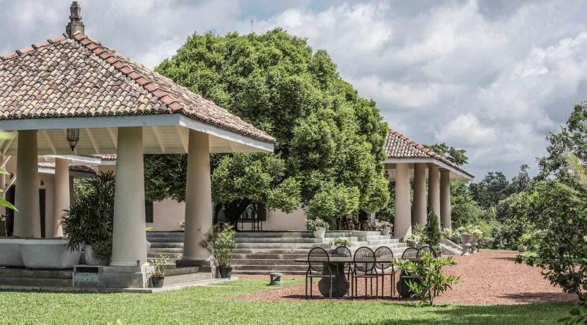 Villa Mayurana - Garden
