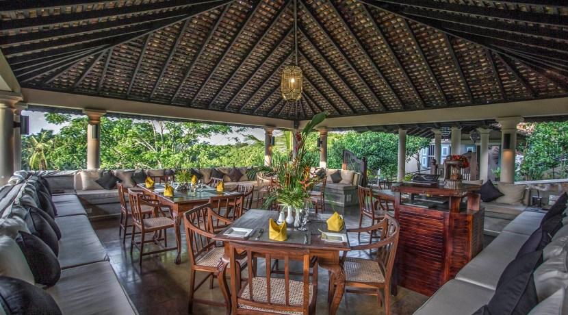 Villa Mayurana - Lounge