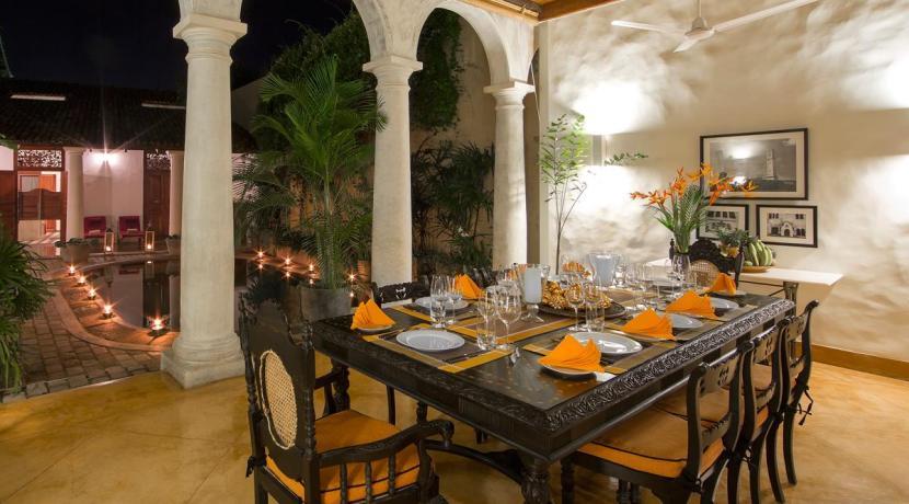 Thambili House - Dining Area