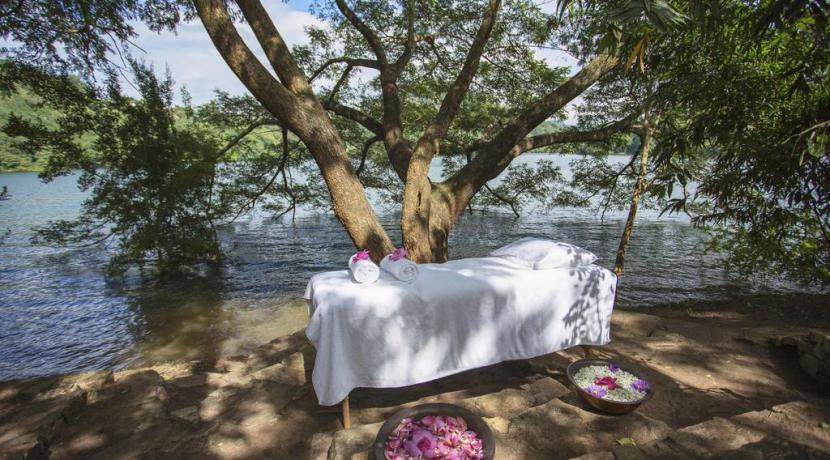 The Hermitage - Massage Area