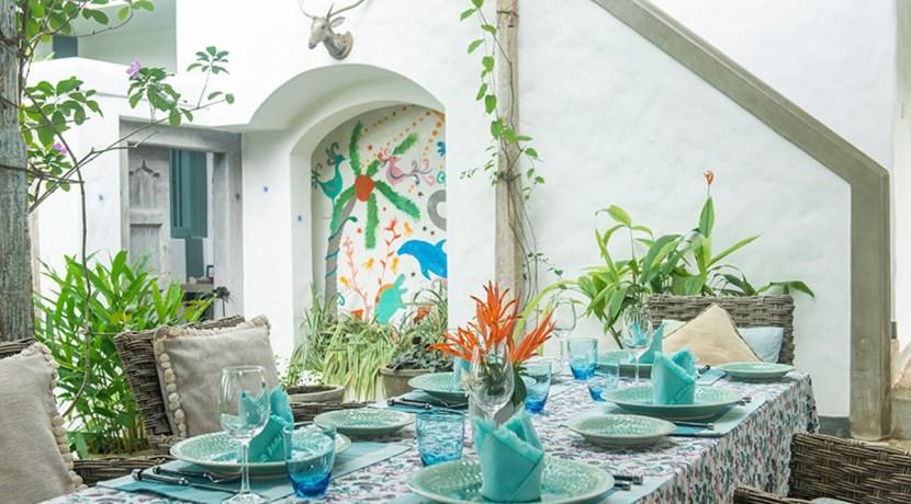 Sisindu Tea Estate - Dining Area