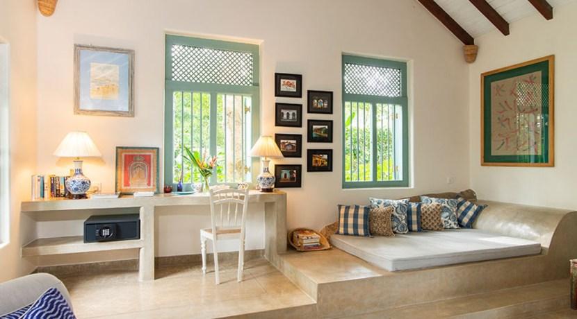 Sisindu Tea Estate - Study Room