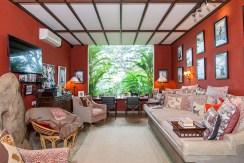 Sisindu Tea Estate - Living Area